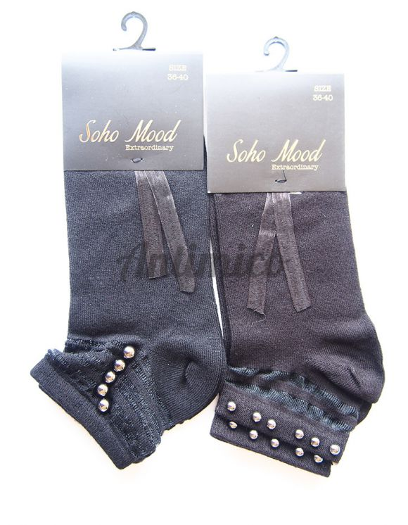 Лимитирана серия фини дамски антибактериални чорапи 2бр