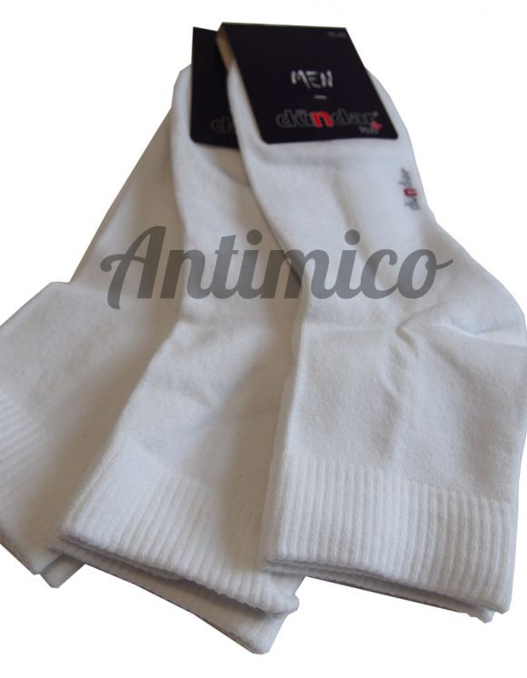 Антибактериални къси чорапи над глезена 3 чифта