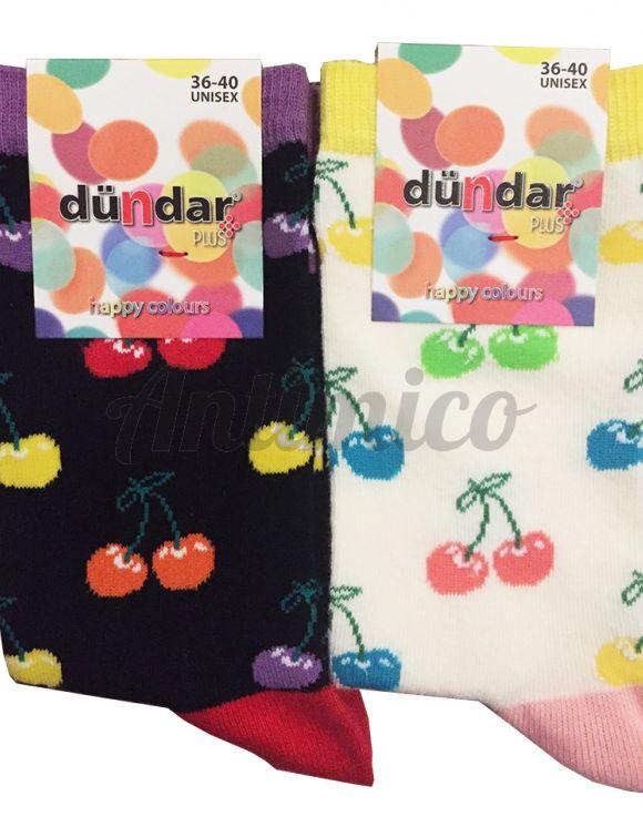 Чорапи за настроение - 2 чифта пениран памук