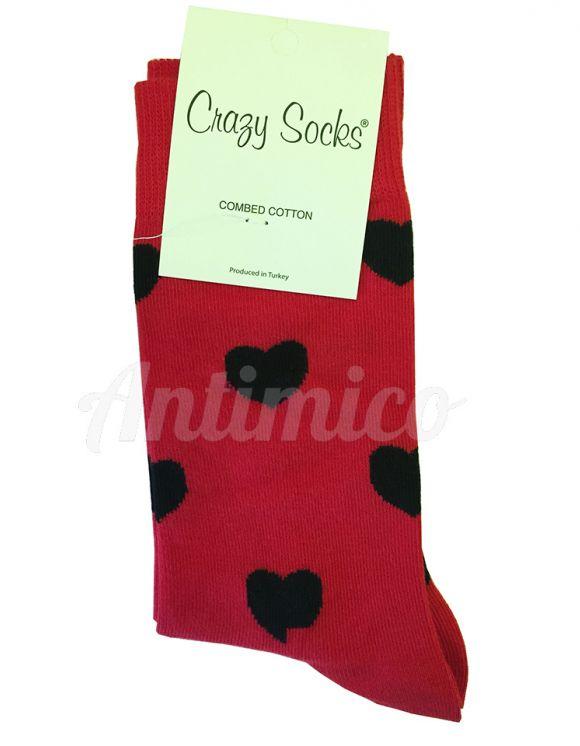 Чорапи за настроение - 1 чифт пениран памук