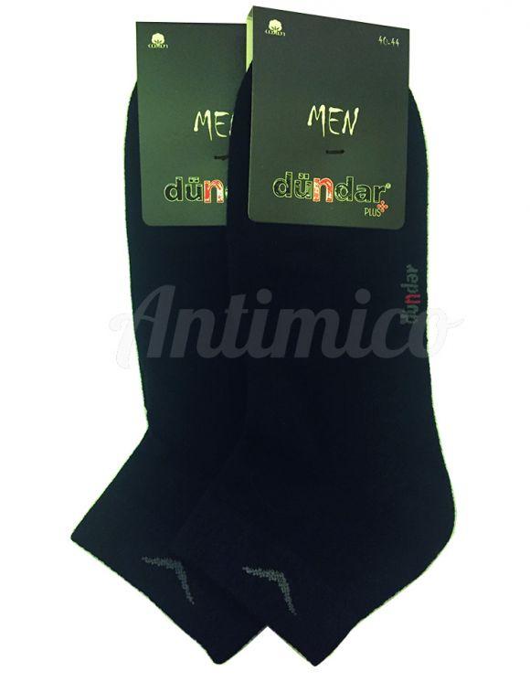 Плътни къси мъжки чорапи 2 чифта